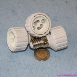 Przejściówka adapter E14 na GU10