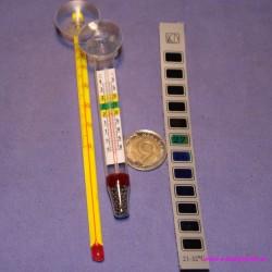 Termometr, higrometr