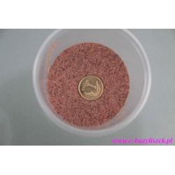 Piasek kwarcowy czerwono-czarny drobny 2kg