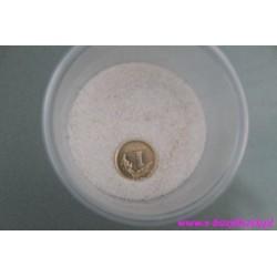 Piasek kwarcowy biały 0,1-0,5mm 2kg