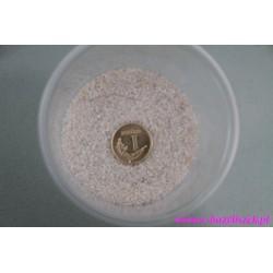Piasek kwarcowy biały 0,4-0,8mm 1,5kg